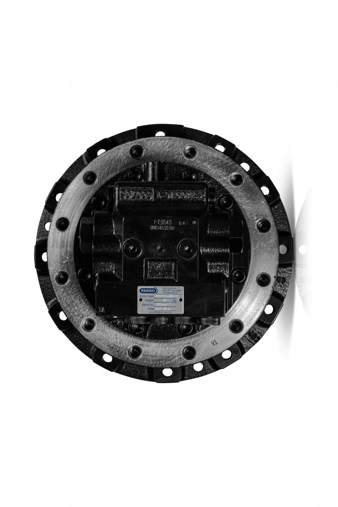 JCB JS130 Hydraulic Final Drive Motor